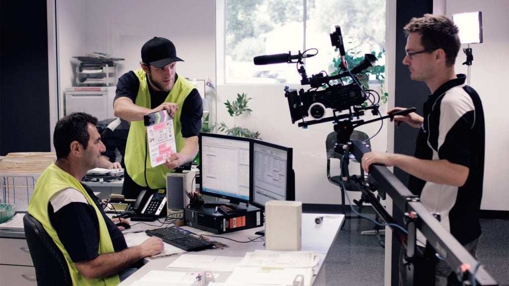 Production company based in Brisbane